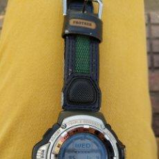 Relojes - Casio: RELOJ CASIO PRO TREK 2198 JAPAN. Lote 147150608