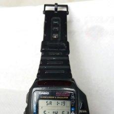 Relojes - Casio: RELOJ VINTAGE ORIGINAL CASIO CALCULADORA - 1175 CMD 40B.FUNCIONANDO. TRAÍDO DE JAPÓN. VER ABAJO. Lote 112729519