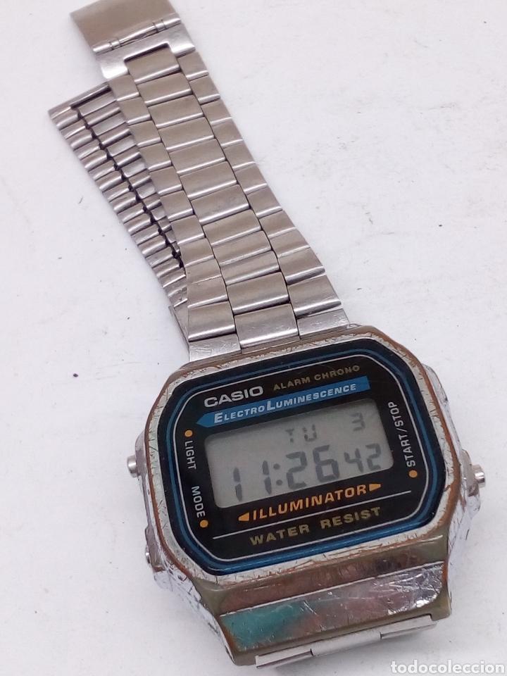 e8fd9113801d reloj casio a168 - Comprar Relojes Casio en todocoleccion - 147850526