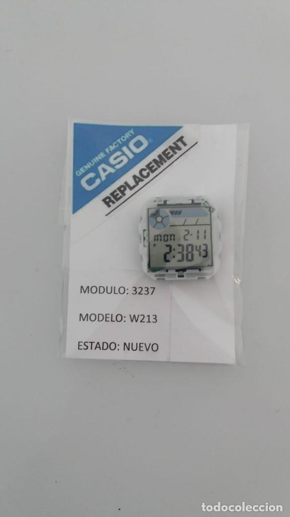 Relojes - Casio: CASIO MODULO 3237 MODELO W-213 - Foto 3 - 150790886