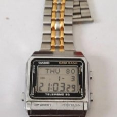 Relojes - Casio: RELOJ DIGITAL CASIO DB-500 VINTAGE MADE IN JAPAN,. Lote 151091686