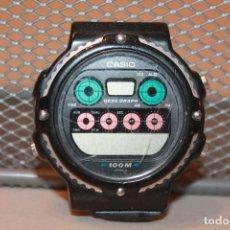 Relojes - Casio: RELOJ CASIO 917 HGW-10. SE HA PROBADO CON PILA Y FUNCIONA. CRISTAL RAYADO. INF. 2 FOTOS . Lote 151585110