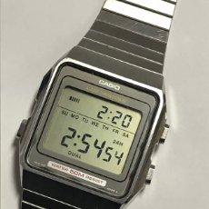Relojes - Casio: RELOJ VINTAGE CASIO WS-75 ALARM CHRONOGRAP MADE IN JAPAN. Lote 151667337