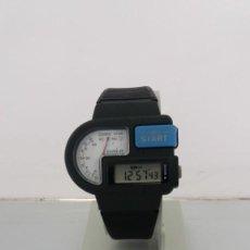 Relojes - Casio: RELOJ CASIO WM-10 GAUGE IT MODULO 755 JAPAN YEAR 1.986. Lote 152556530