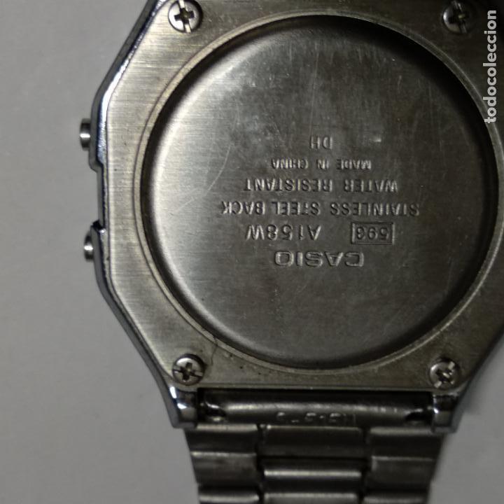 7125d41d86a8 Relojes - Casio  casio 593 a158w reloj digital made in china - Foto 3 -