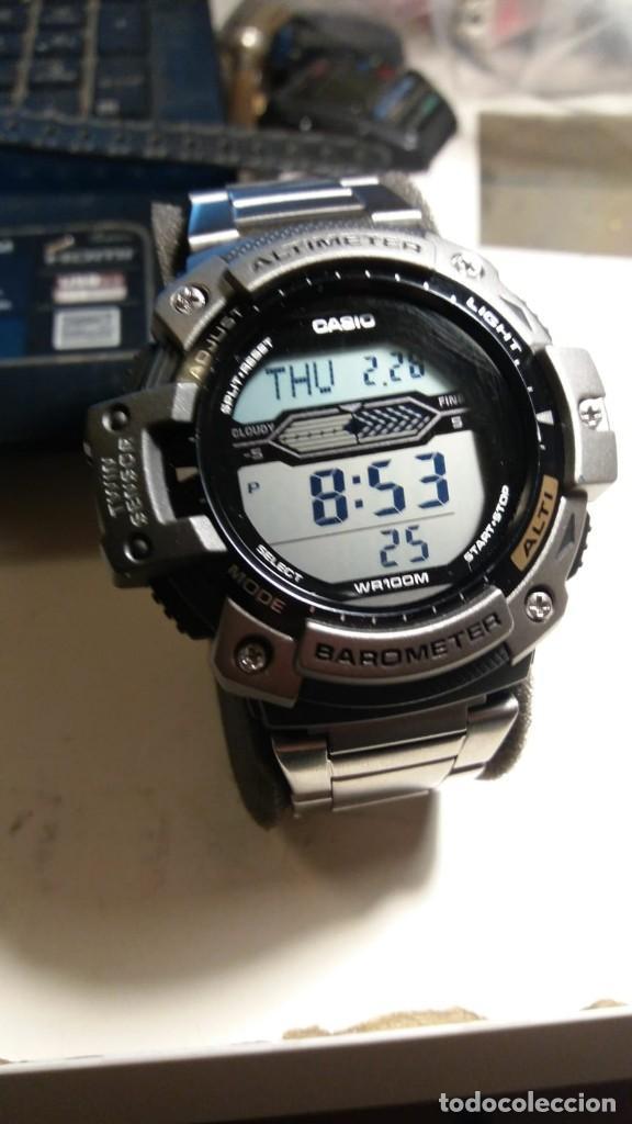 34b93ef9318c 4 fotos CASIO SGW-300 ALTIMETRO BAROMETRO TERMOMETRO (Relojes - Relojes  Actuales - Casio) ...