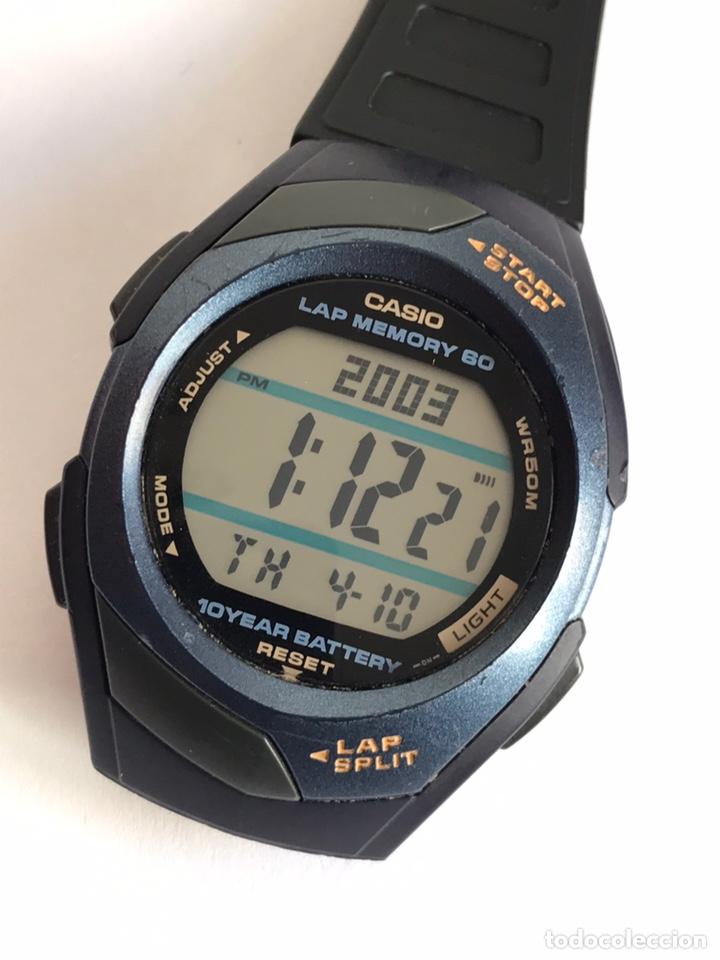 1f4918e922ba 4 fotos RELOJ VINTAGE CASIO STR-300 PHYS LAP MEMORY 60 (Relojes - Relojes  Actuales ...
