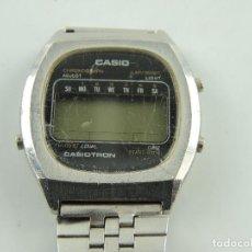 Relojes - Casio: RELOJ DE PULSERA CASIO -MOD.CASIOTRON AÑOS 70-80 VITAGE. Lote 153820434