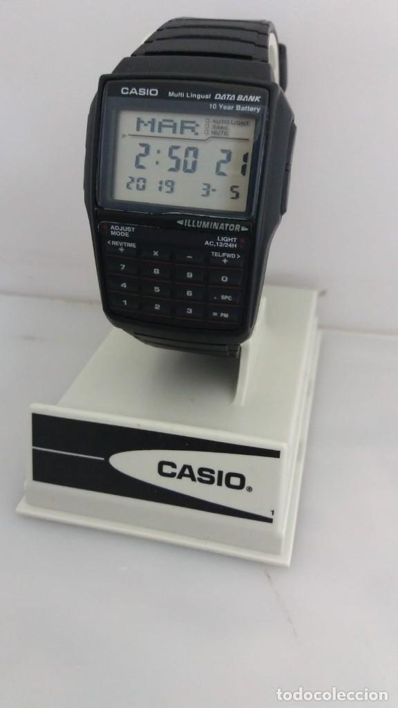 ecf34bb777f7 6 fotos RELOJ CASIO DBC-32 CALCULADORA DATABANK (Relojes - Relojes Actuales  - Casio) ...