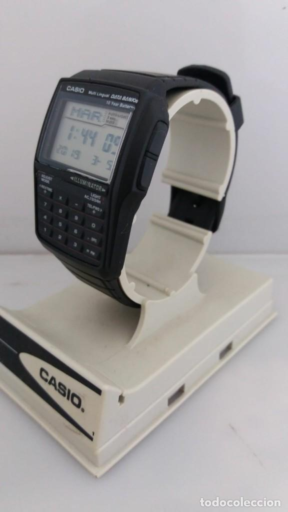 f38f78c5c26e Relojes - Casio  RELOJ CASIO DBC-32 CALCULADORA DATABANK - Foto 3 -  153822922