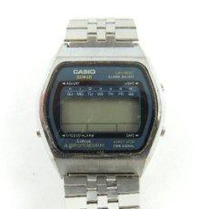 Relojes - Casio: RELOJ CASIO DIGITAL LITHIUM ALARMA Y CRONOGRAFO JAPAN AÑOS 70 . Lote 153833342