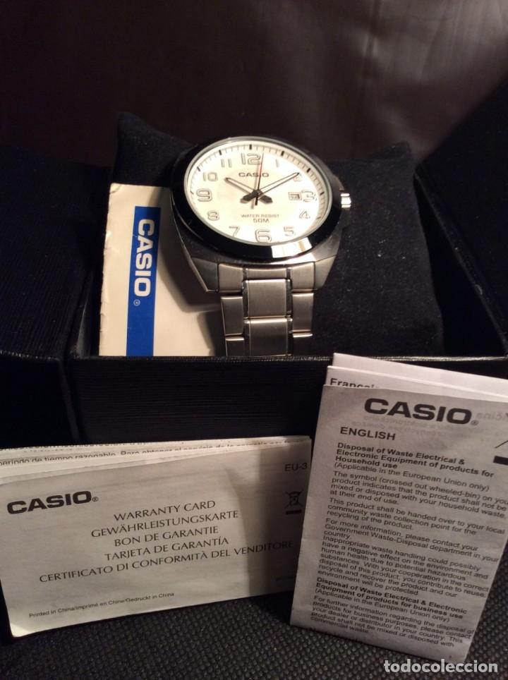 Relojes - Casio: RELOJ CASIO MTP 1340 DIVER - SPORT VINTAGE ¡¡NUEVO!! - Foto 5 - 85926320