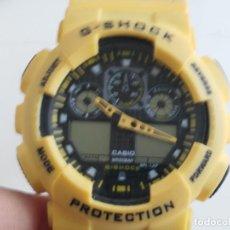 Relojes - Casio: ANTIGUO RELOJ CASIO MODELO 5081 GA-100. Lote 153949846