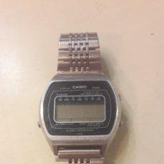 Relojes - Casio: RELOG CASIO NO FUNCIONA REVISAR. Lote 155081422