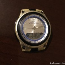 Relojes - Casio: RELOJ CASIO FISHING GEAR. Lote 155189330