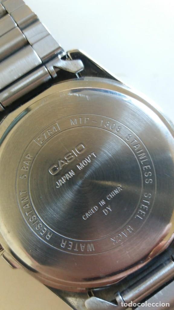 d6967ddac519 Relojes - Casio  RELOJ CASIO MTP-1308 MODULO 2784 - Foto 2 - 155468854