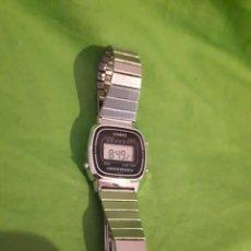 Relojes - Casio: RELOJ CASIO PARA MUJER AÑOS 80 FUNCIONANDO. Lote 155856829