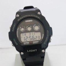 Relojes - Casio: RELOJ CASIO W-214 MODULO 3225. Lote 157107774