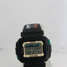 Relojes - Casio: RELOJ CASIO TM-15 MODULO 1063 CRONO CICLISMO AUTOMATICO. Lote 157218954