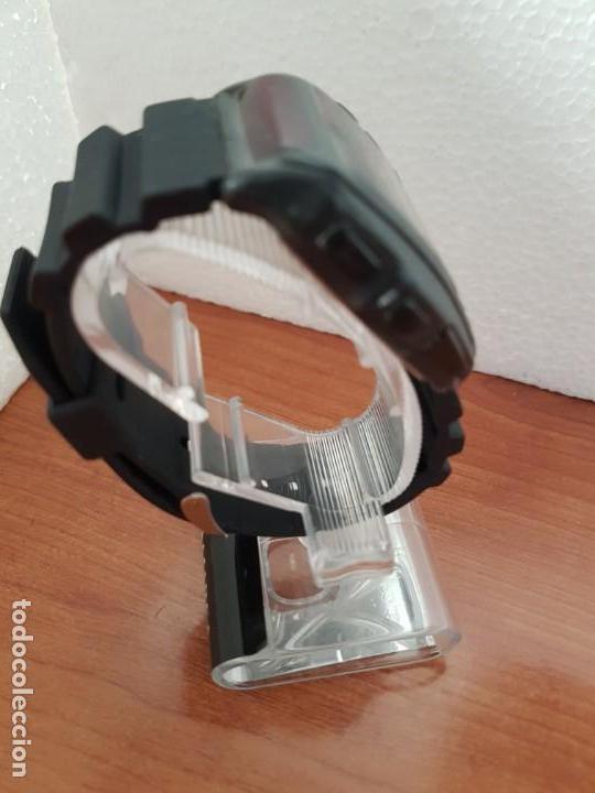 Relojes - Casio: Reloj caballero (Vintage) CASIO digital cuarzo, 1174. CMD-40 con correa silicona no original nueva - Foto 7 - 158229422