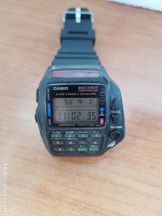 Relojes - Casio: Reloj caballero (Vintage) CASIO digital cuarzo, 1174. CMD-40 con correa silicona no original nueva - Foto 13 - 158229422