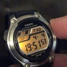 Relojes - Casio: RELOJ CASIO W 212 H. ¡¡ 5 ALARMAS !! ¡¡NUEVO!! (VER FOTOS). Lote 158964106