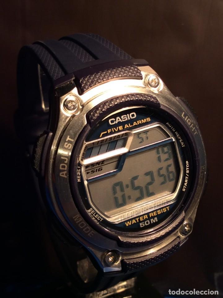 Relojes - Casio: RELOJ CASIO W 212 H. ¡¡ 5 ALARMAS !! ¡¡NUEVO!! (VER FOTOS) - Foto 2 - 158964106