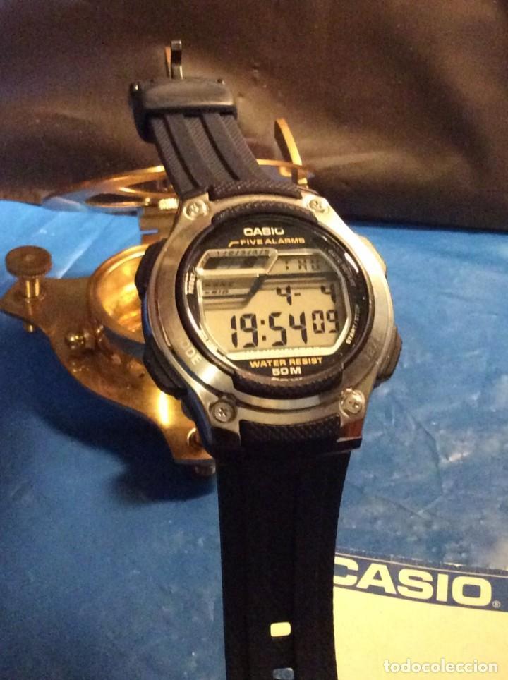 Relojes - Casio: RELOJ CASIO W 212 H. ¡¡ 5 ALARMAS !! ¡¡NUEVO!! (VER FOTOS) - Foto 3 - 158964106