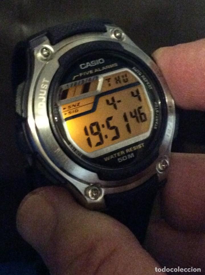 Relojes - Casio: RELOJ CASIO W 212 H. ¡¡ 5 ALARMAS !! ¡¡NUEVO!! (VER FOTOS) - Foto 4 - 158964106