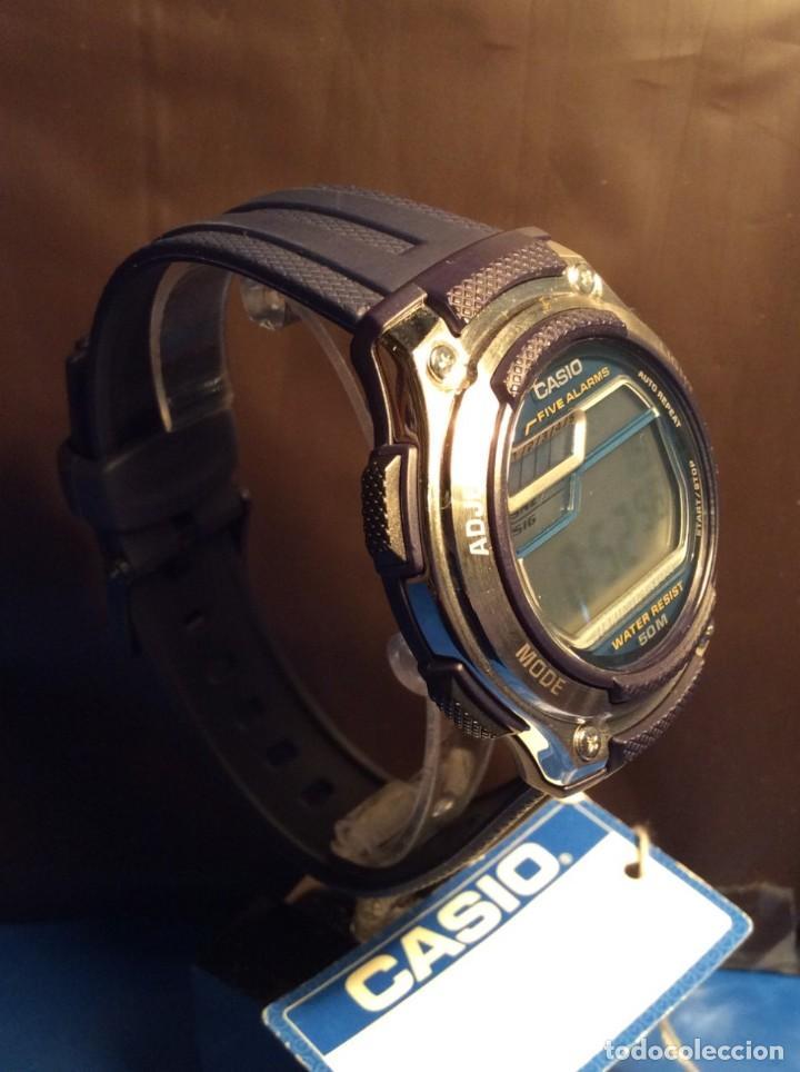 Relojes - Casio: RELOJ CASIO W 212 H. ¡¡ 5 ALARMAS !! ¡¡NUEVO!! (VER FOTOS) - Foto 5 - 158964106