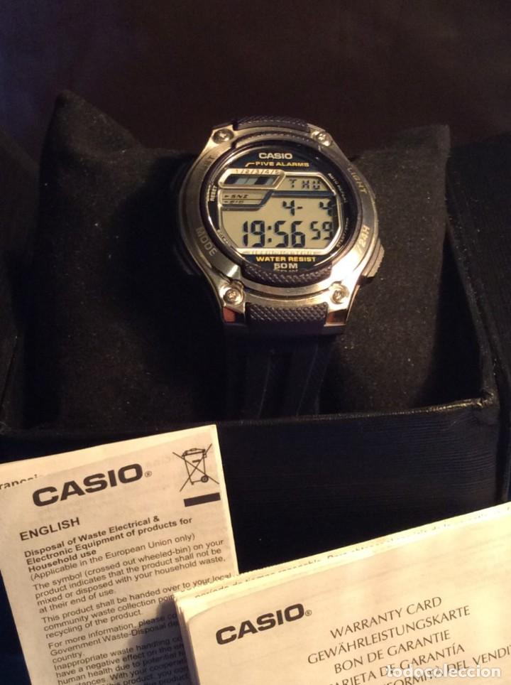 Relojes - Casio: RELOJ CASIO W 212 H. ¡¡ 5 ALARMAS !! ¡¡NUEVO!! (VER FOTOS) - Foto 8 - 158964106
