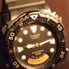 Relojes - Casio: RELOJ CASIO AW 305 ¡¡ RARO VINTAGE !! ¡¡NUEVO!! (VER FOTOS). Lote 158965650