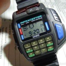 Relojes - Casio: RELOJ CASIO INFRACEPTOR MANDO A DISTANCIA + JUEGO...MODELO JG-10...VER VIDEO!!!!. Lote 159827374
