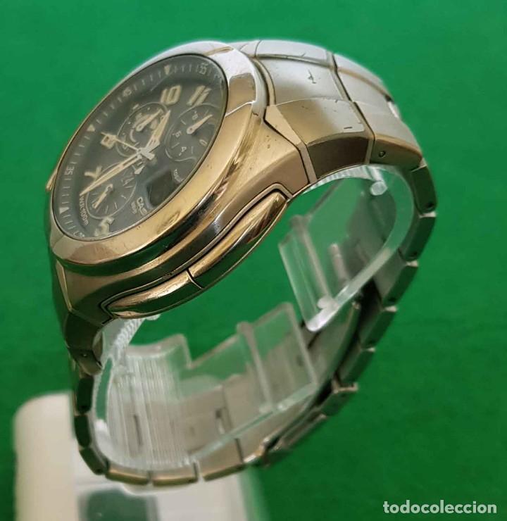 Relojes - Casio: RELOJ CASIO WVA 510E WAVE CEPTOR, VINTAGE - Foto 5 - 160347458