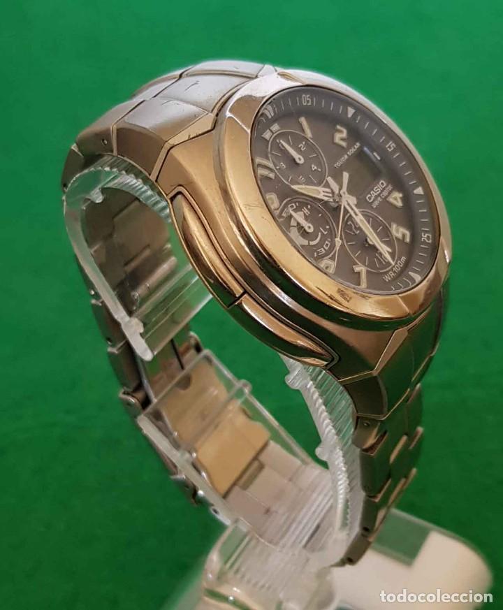 Relojes - Casio: RELOJ CASIO WVA 510E WAVE CEPTOR, VINTAGE - Foto 6 - 160347458