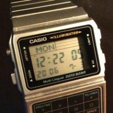 Relojes - Casio: RELOJ CASIO DBC 611 - 1 ¡¡ CALCULADORA VINTAGE !! ¡¡NUEVO!! (VER FOTOS). Lote 160403698