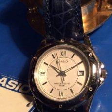 Relojes - Casio: RELOJ CASIO MTH 3009 AZUL ¡¡ ELEGANTE VINTAGE !! ¡¡NUEVO!! (VER FOTOS). Lote 160407350