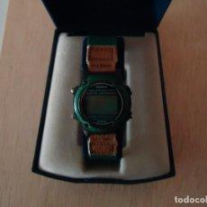 Relojes - Casio: RELOJ. CASIO OFICIAL FORUM, ILUMINATOR, ALARMA, CHRONOGRAFF WATER RESIST 50M. NUEVA DE TIENDA.. Lote 160888582