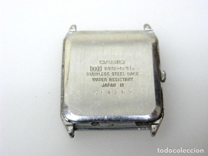 Relojes - Casio: RELOJ DE PULSERA CASIO QUARTZ - MQ 915 - Foto 4 - 161234922