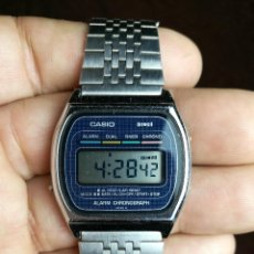 Relojes - Casio: RELOJ PULSERA CASIO SA-51 MODULO 145- LEER DESCRIPCION. Lote 161261010