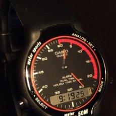 Relojes - Casio: RELOJ CASIO W 30 - MUY PLANO - AÑOS 90 ¡¡NUEVO!! (VER FOTOS). Lote 161575962