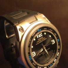 Relojes - Casio: RELOJ CASIO AW 82 - PESCA & MAREAS - ¡¡NUEVO!! (VER FOTOS). Lote 161577298