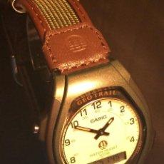 Relojes - Casio: RELOJ CASIO FT 601 ¡¡PRECIOSO - GEO TRAIL !! ¡¡NUEVO!! (VER FOTOS). Lote 161586710
