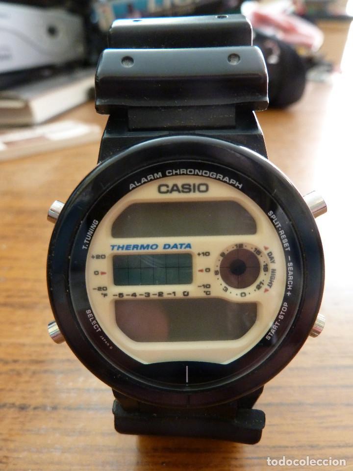 RELOJ CASIO 974 DW-6100 CON INSTRUCCIONES (Relojes - Relojes Actuales - Casio)