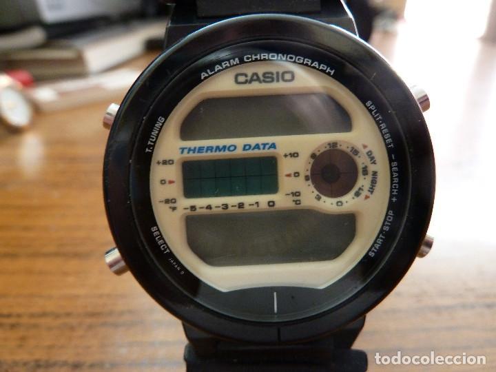 Relojes - Casio: RELOJ CASIO 974 DW-6100 CON INSTRUCCIONES - Foto 2 - 161804310