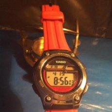 Relojes - Casio: RELOJ CASIO W 211- SPORT VINTAGE - (VER FOTOS). Lote 162105850