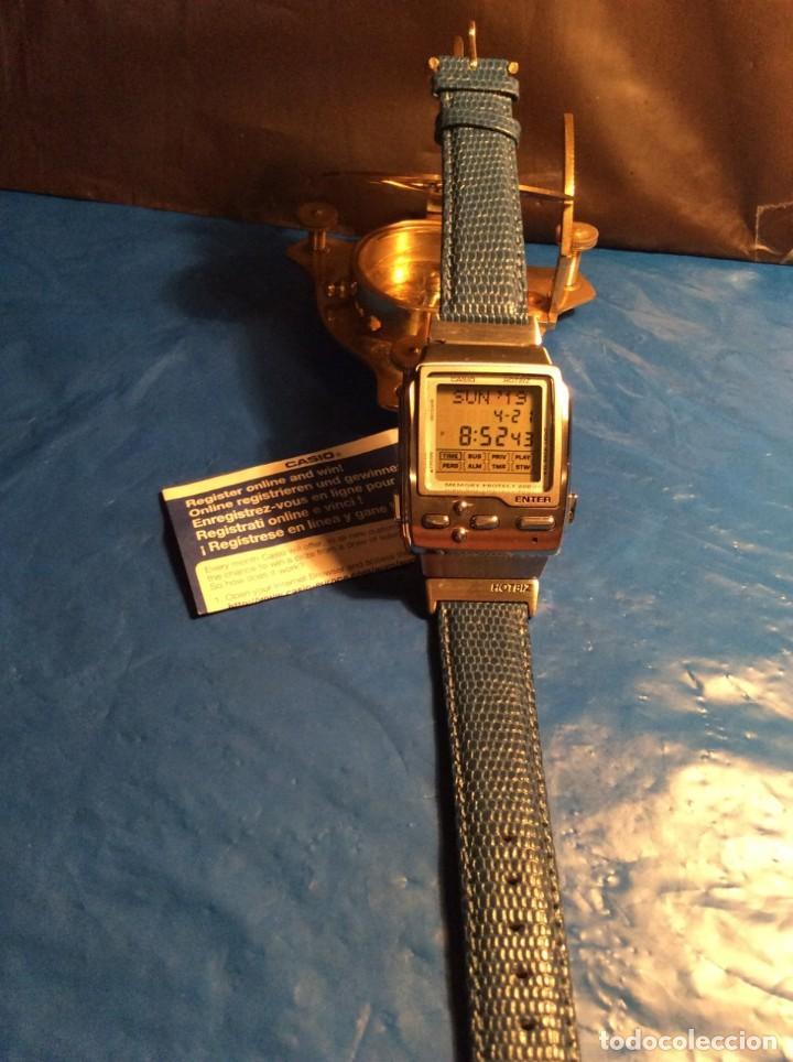 Relojes - Casio: RELOJ CASIO HOTBIZ - PRECIOSO VINTAGE - (VER FOTOS) ¡¡NUEVO!! - Foto 6 - 162302418