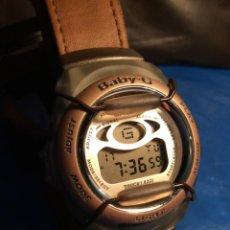 Relojes - Casio: OCASIÓN !!! RELOJ CASIO ¡¡ BABY G !! BGM 100 L (VER FOTOS) ¡¡NUEVO!!. Lote 163417502