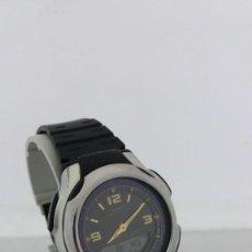 Relojes - Casio: RELOJ CASIO AW-S-90 SOLAR. Lote 164246638