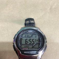Relojes - Casio: RELOJ CASIO WAVE CEPTOR COMO NUEVO. Lote 165091054